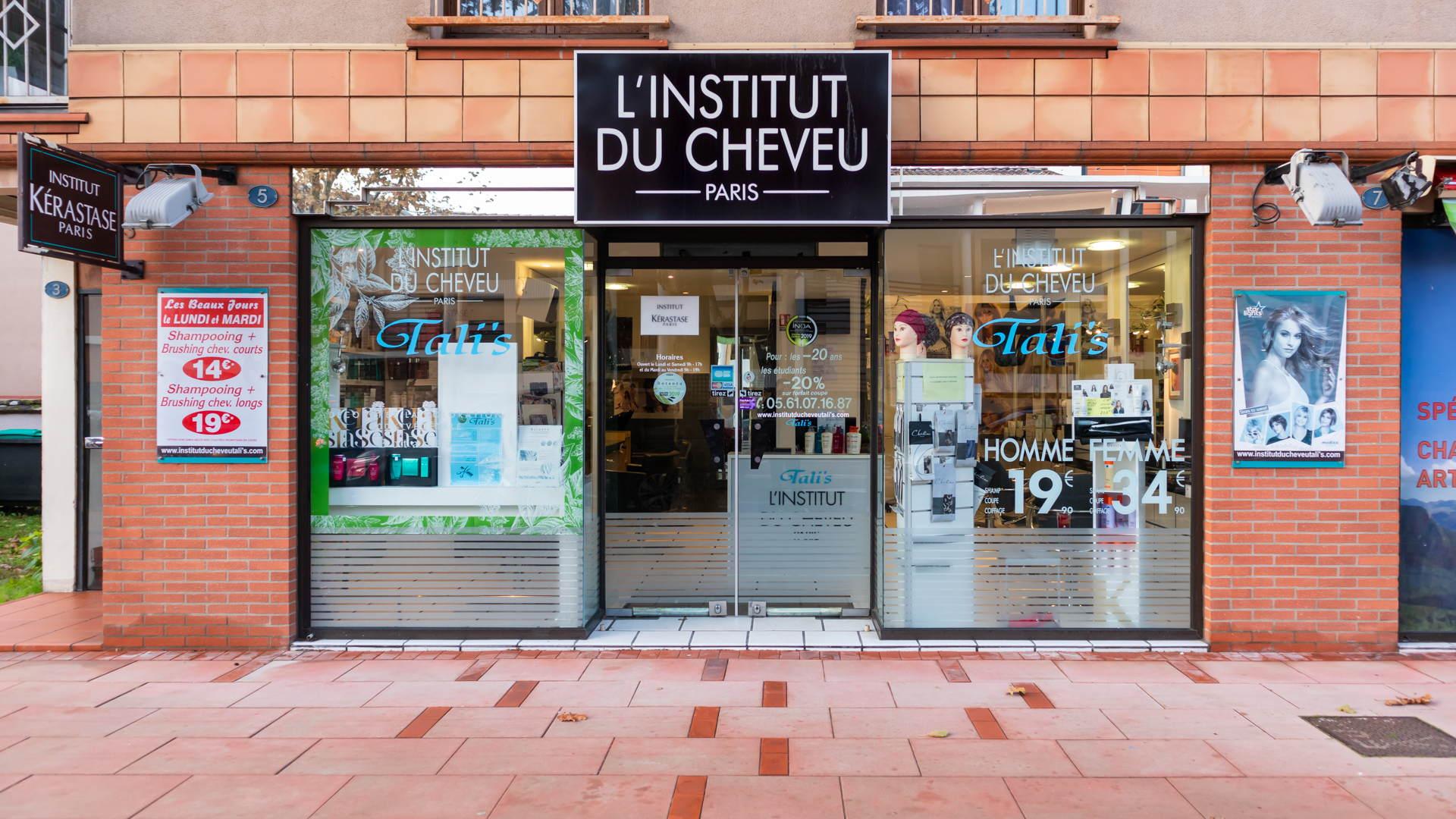L'institut du cheveu Tali's - Salon de coiffure à Tournefeuille